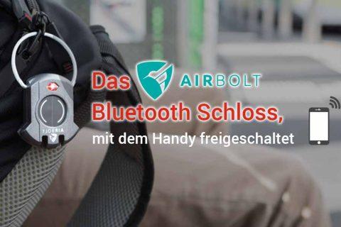 AirBolt Smart Travel Lock
