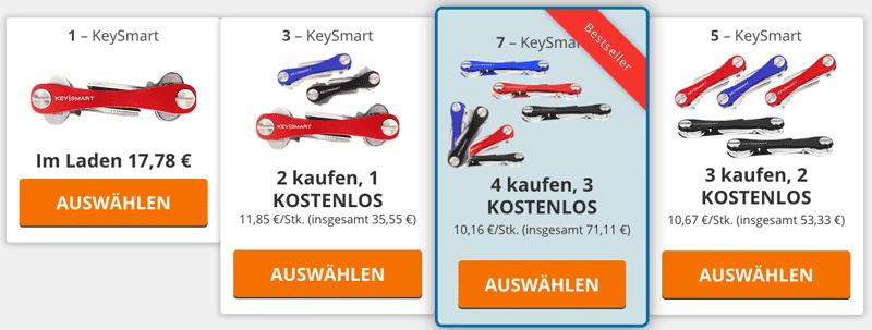 keysmart preis