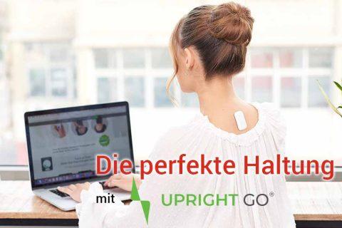 Upright Go Haltungstrainer