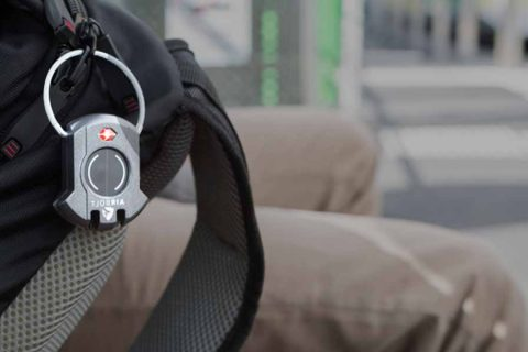 Secure your luggage and Bags with AirBolt bluetooth lock