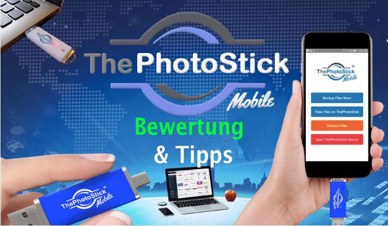 Für die sichere Aufbewahrung von Bildern und Videos von Ihrem Handy