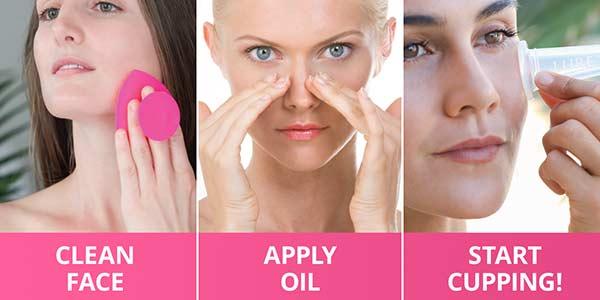 Appliquez l'huile Lure Essentials