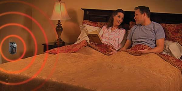 Le chauffa electrique qui réchauffe la pièce en un instant