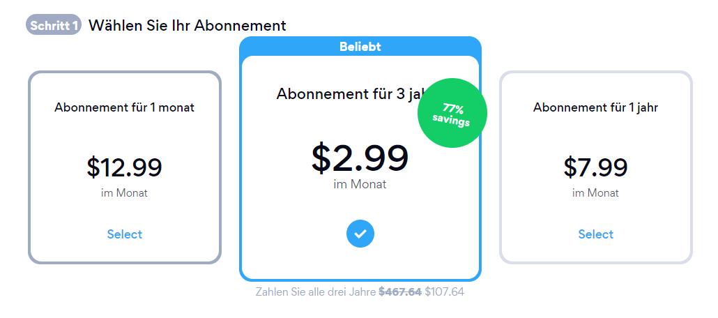 hotspotshield price
