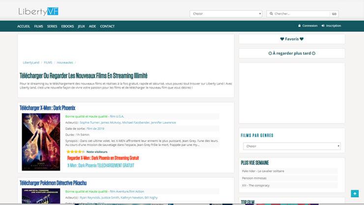 site telechargement direct