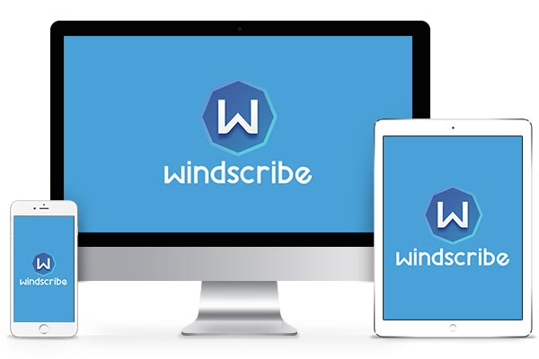 Windscribe applications