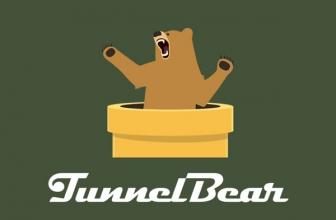 TunnelBear, le VPN rugissant