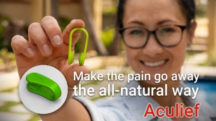 Clip the Pain Away: Aculief Review 2020