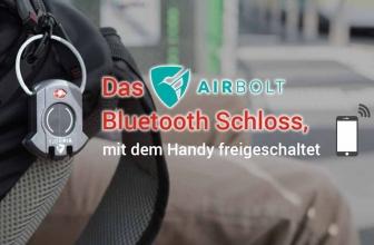 AirBolt Travellock: Das Schloss für alle Fälle