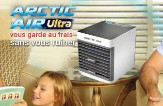 Arctic Air avis sur le climatiseur portable bon marché