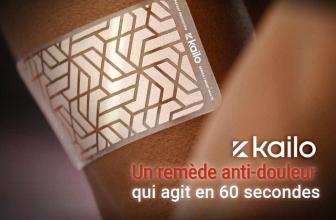 """Kailo patch, une solution """"électrique"""" pour éloigner les douleurs corporelles"""