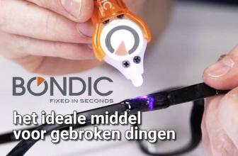 """Mijn Bondic review: """"solderen"""" met vloeibaar plastic."""
