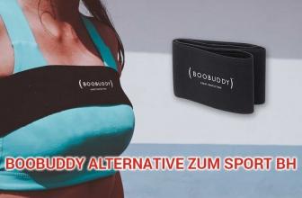 Boobuddy – Perfekter Halt für die Brüste beim Sport