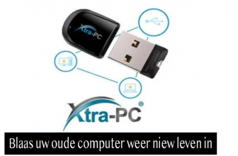 XtraPC maakt van je oude computer weer een beest