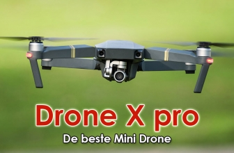 Drone X Pro review: Hoe goed is deze betaalbare drone?