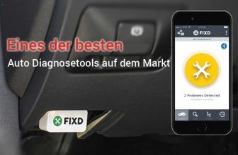 Fixd ist eines der besten Auto Diagnosetools auf dem Markt