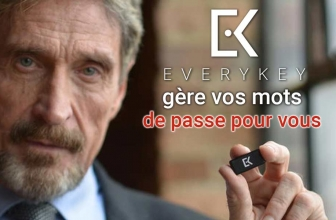 Every Key : Que vaut la clé de McAfee ?