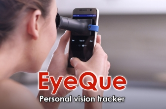 EyeQue Vision Check: A Revolutionary Eye Health Monitor
