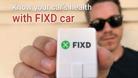 FIXD Review 2020: Know your car's health in real-time
