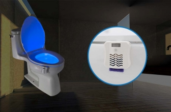 GlowBowl – Stimmungsvolles LED Licht für Bad und WC