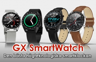 GX SmartWatch Recension 2021: Uppgradera din klocka
