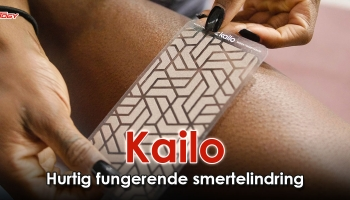 Kailo Pain Relief Patch: Fungerer det virkeligt?