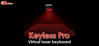 Keyless Pro Keyboard Review 2021: The Futuristic Keyboard You Are Looking For