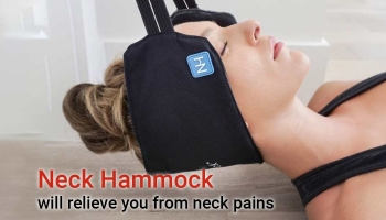 Neck Hammock Review 2021: Relax and heal your neck pain naturally