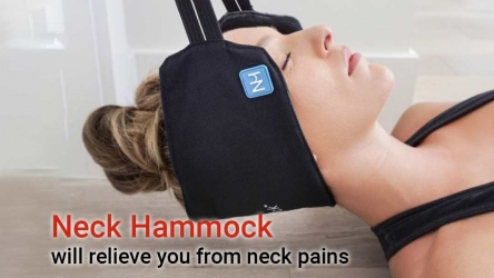 Neck Hammock Review 2020: Relax and heal your neck pain naturally