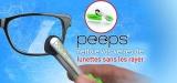 Peeps, le nettoyant lunette révolutionnaire à brosse en carbone