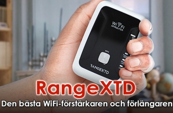 RangeXTD WiFi Booster Recension 2021