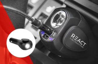 React by ChargeHub: la herramienta de emergencia 7 en 1 perfecta para automóviles