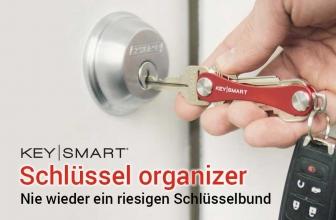 Smart Key: Nie mehr Chaos am Schlüsselbund