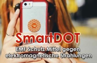 SmartDOT: Effektiver Schutz gegen elektromagnetische Strahlung