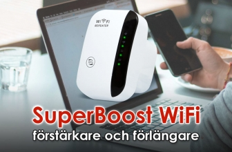 SuperBoost WiFi Booster Recension 2021