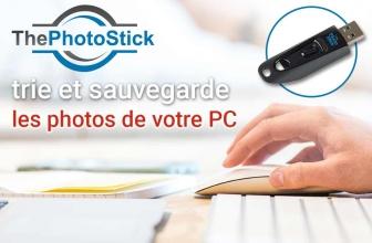 Photostick, la meilleure solution pour stocker vos souvenirs !
