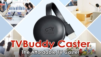 TV Buddy Caster review 2021: The Greatest Streaming Device?