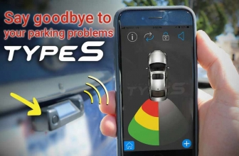 Hassle-Free Parking: Type S Wireless Parking Sensor Review