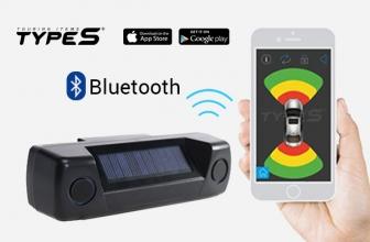PDC Sensoren: Sicher das Auto parken mit der Type S Einparkhilfe