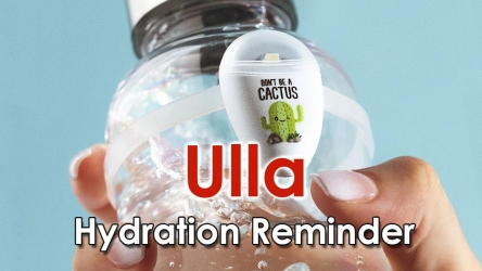 Ulla Hydration Reminder: A Must-Have Smart Fitness Product?