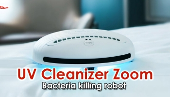 UV Cleanizer Zoom Reviews: An Innovative Bacteria Killer Robot or a scam?