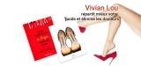 Vivian Lou, la beauté en talons haut sans douleur de pied