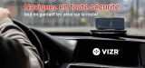 VIZR by FIXD, le HUD qui améliore votre conduite !