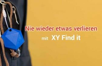 XY Find it: Nie mehr etwas verlieren oder vergessen