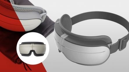 Zenmind Xp es el masajeador capaz de salvar nuestros ojos